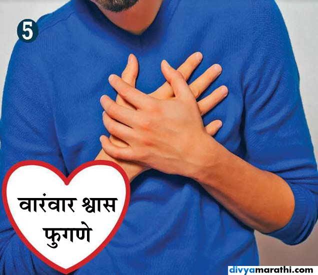 हार्ट डिसिज नसेल तरीही होऊ शकतो सायलेंट हार्ट अटॅक, हे आहेत याचे 5 संकेत...|जीवन मंत्र,Jeevan Mantra - Divya Marathi