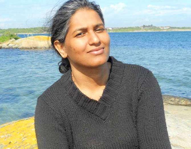 नीलाक्षी एलिजाबेथ जोरेंडल आपल्या आईच्या शोधात 1990 पासून भारतात येत होती. (संग्रहित फोटो) - Divya Marathi