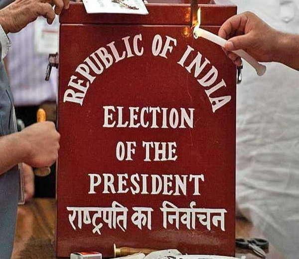 राष्ट्रपती निवडणुकीचे नोटीफिकेशन बुधवारी जाहीर करण्यात आले आहे. (फाईल) - Divya Marathi