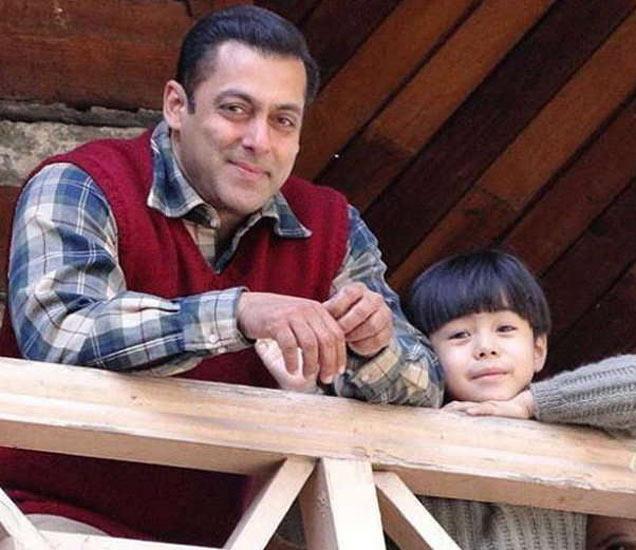 सलमान खानचा ट्युबलाइट चित्रपट 23 जूनला रिलीज होतोय. - Divya Marathi