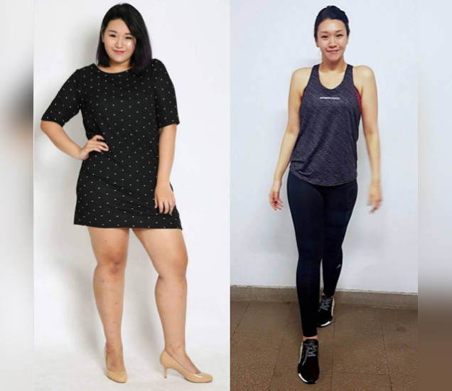 140 किलो होते या तरुणीचे वजन, पण एका अपघाताने बदलले जीवन| - Divya Marathi