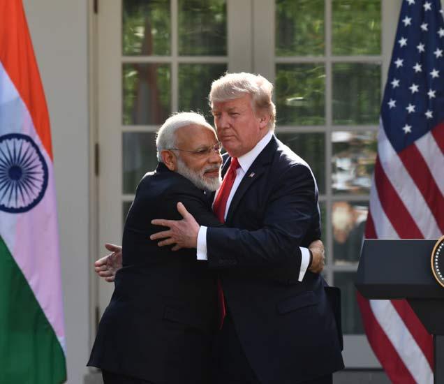 या ठरावाच्या मंजुरीने भारत आणि अमेरिकेच्या संरक्षण संबंधांमध्ये आणखी जवळिकता निर्माण होणार आहे. (फाईल) - Divya Marathi