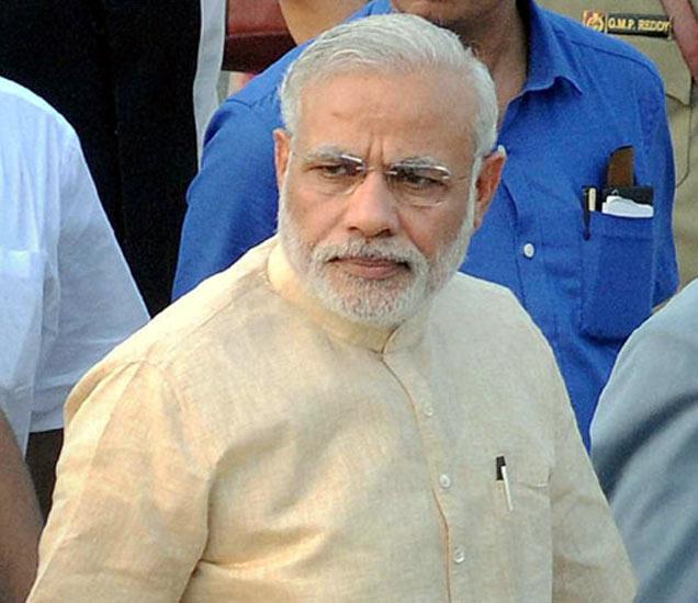 रविवारी सर्वपक्षीय बैठकीत पंतप्रधानांनी गोरक्षणावर भूमिका मांडली. - Divya Marathi