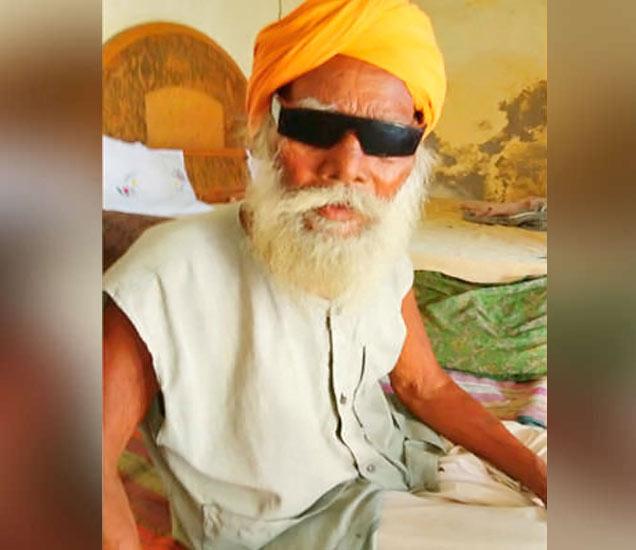ठाकूर सिंह यांना पाकिस्तानात 12 वर्षे कैदेत ठेवण्यात आले होते. - Divya Marathi