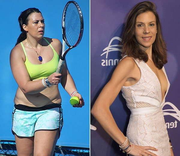 टेनिस स्टार मरियन बारतोली. - Divya Marathi