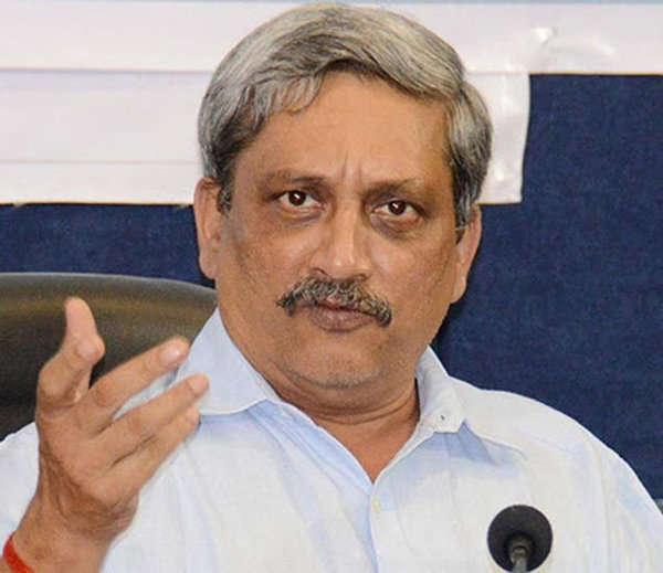 विश्व हिंदू परिषदेने गोव्याचे मुख्यमंत्री मनोहर पर्रीकर यांच्या राजीनाम्याची मागणी केली आहे. - Divya Marathi