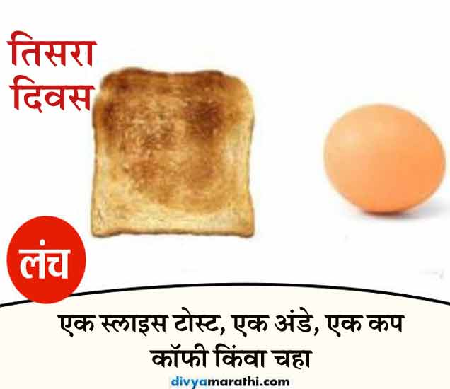 फक्त तीन दिवसात कमी करा 4 किलो वजन, हे आहे अमेरिकन मिलिट्री डायट प्लान|जीवन मंत्र,Jeevan Mantra - Divya Marathi