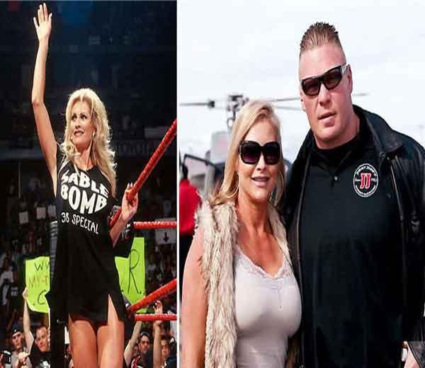 WWE ची स्टार रेसलर राहिलेली साबलेने मंगळवारी (8 ऑगस्ट) रोजी आपला 50 वा बर्थ डे साजरा केला. - Divya Marathi