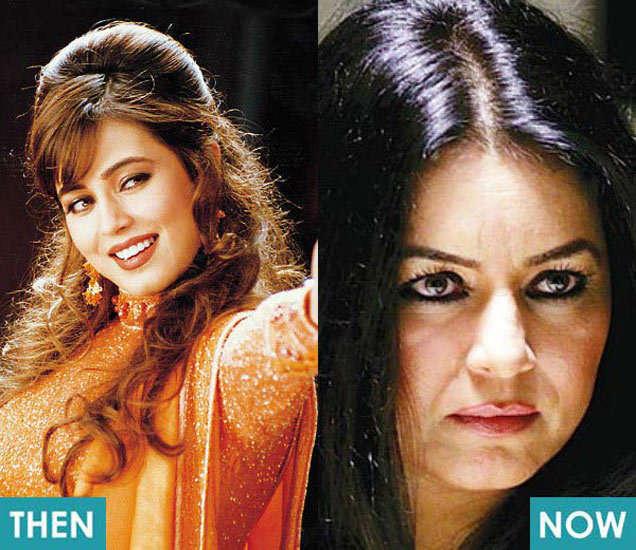 महिमा चौधरी पुर्वी आणि आता.. - Divya Marathi