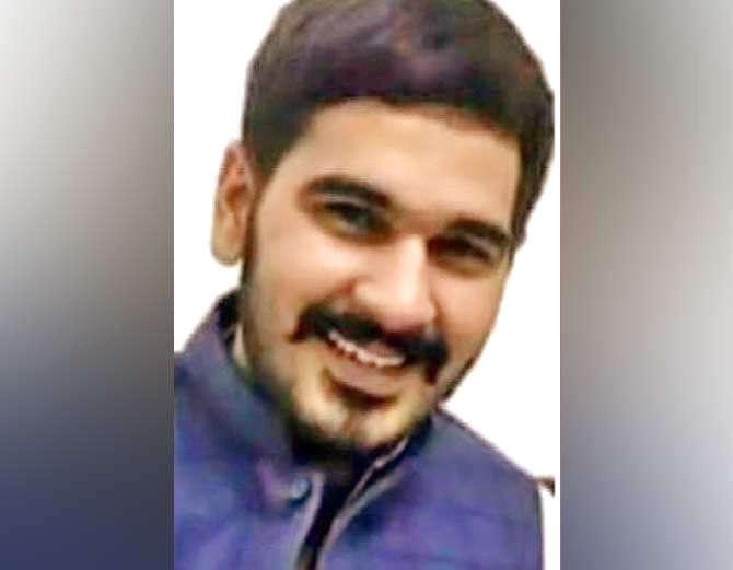 हरियाणा भाजप अध्यक्ष सुभाष बराला यांच्या मुलाला तरुणीच्या अपहरणाच्या गुन्ह्यात अटक करण्यात आले. - Divya Marathi