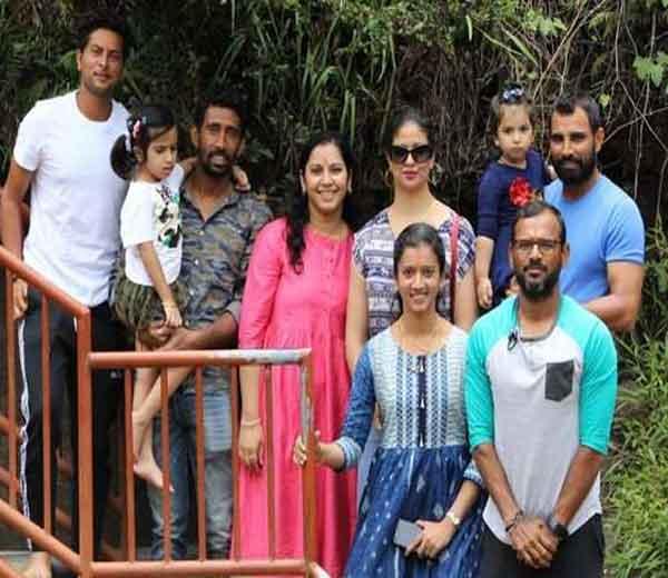रावणाच्या अशोक वाटिकेत पोहचलेले इंडियन क्रिकेटर्स... - Divya Marathi
