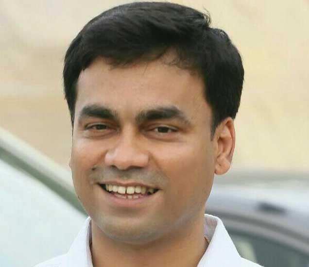 प्रमोद राठाेड, नगरसेवक तथा भाजप गटनेते - Divya Marathi