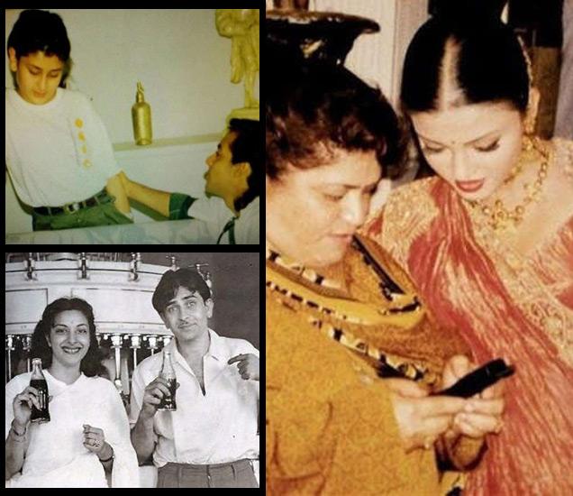 करिना-सलमान, ऐश्वर्या-सरोज खान आणि राज कपूर नर्गिस. - Divya Marathi