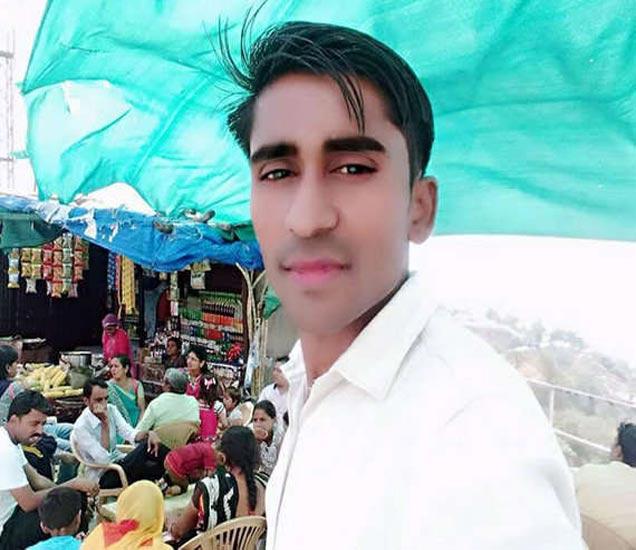 या तरुणाने ब्ल्यू व्हेल गेममुळे आत्महत्या केली. - Divya Marathi