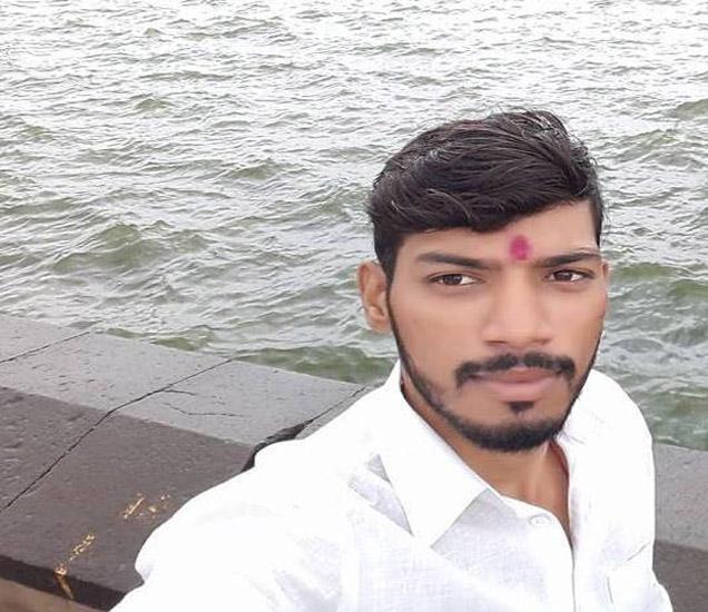 किशोर सोनार या युवकाचा दारणा धरणात बुडून मृत्यू झाला. - Divya Marathi