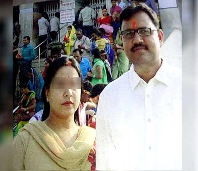 पत्नीने पतीवर धक्कादायक आरोप केला. - Divya Marathi