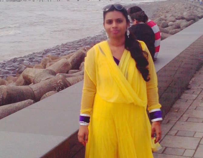 निखत शेख या महिलेवर तिच्या दिराने हल्ला केला. - Divya Marathi