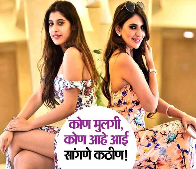 मुलगी अस्का 22 वर्षांची, तर तिची मॉडेल आई 42 वर्षांची आहे. - Divya Marathi