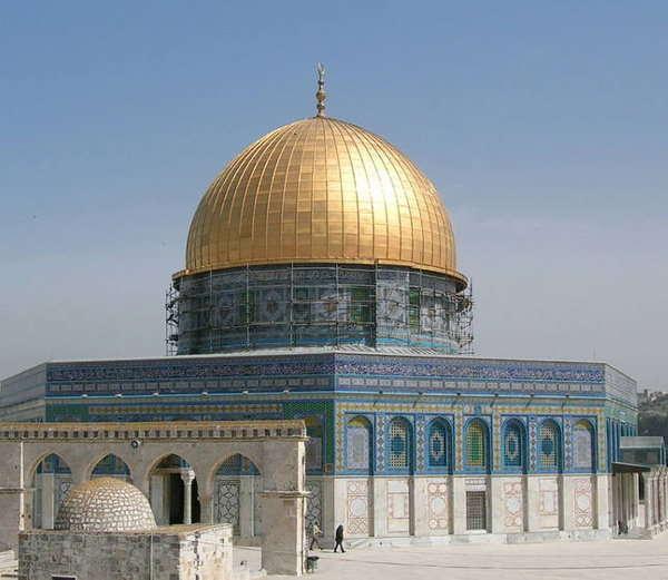 ओल्ड सिटी ऑफ जेरुसलेम - Divya Marathi