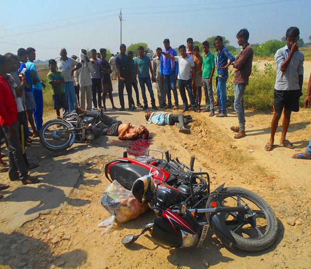क्षुल्लक कारणावरून भांडण झाले अन् तिहेरी खुनाचे प्रकरण घडले. - Divya Marathi
