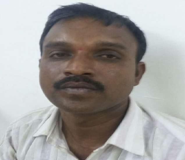 महिलेचा खून करणारा आरोपी. - Divya Marathi