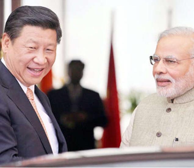 चीनने नेबरहूड डिप्लोमसी अंतर्गत शेजारी देशांबरोबर संबंध पुढे नेण्यासाठी योजना आखली आहे. (फाइल) - Divya Marathi