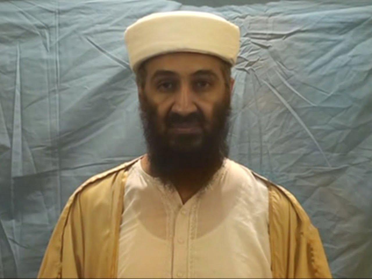 दहशतवादी ओसामा बिन लादेन. - Divya Marathi