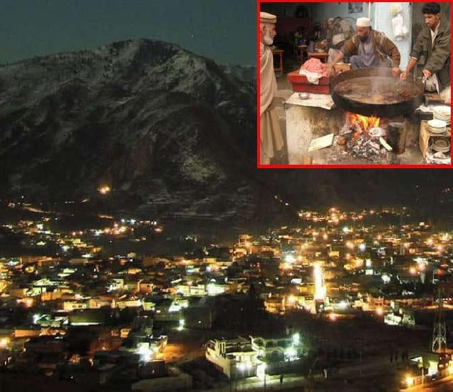 स्ट्रीट फूडसाठी पाकिस्तानचे हे शहर खूपच प्रसिध्द आहे. - Divya Marathi