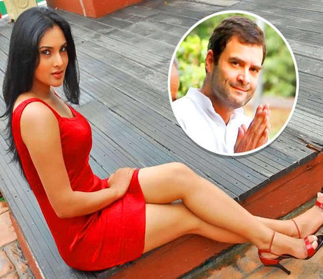 राहुल गांधींनी दिव्य स्पंदन यांना सोशल मीडिया कॅम्पेनची जबाबदारी दिली आहे. - Divya Marathi
