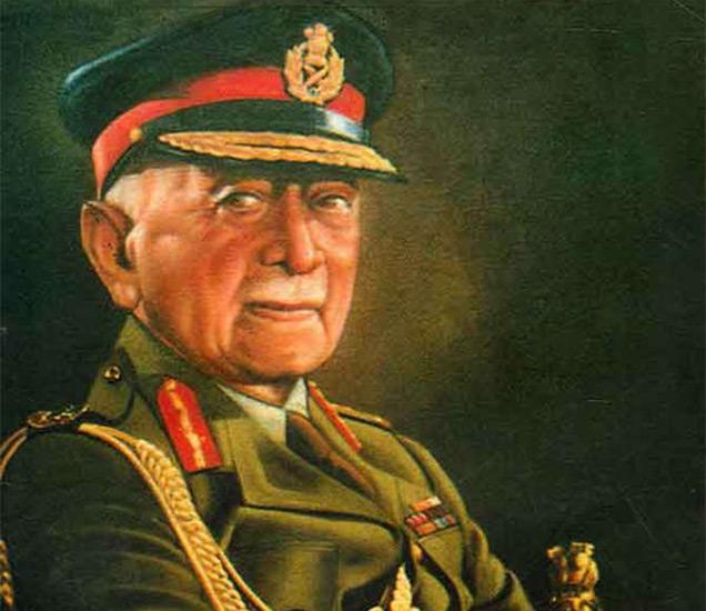 जनरल करिअप्पा यांनी दुसऱ्या महायुद्धाशिवाय 1947 मध्ये भारत-पाकिस्तान युद्धातही भारतीय लष्कराचे नेतृत्त्व केले होते. - Divya Marathi