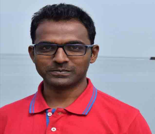 रणजित डिसले, शिक्षक - Divya Marathi