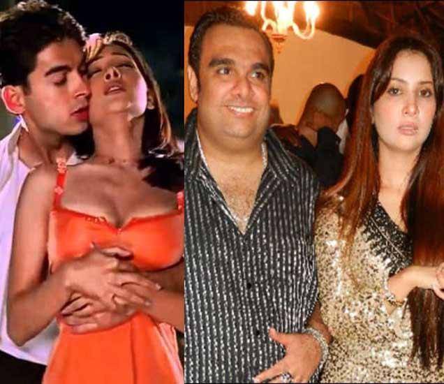 'मोहब्बते' मध्ये जुगल हंसराज सोबत किम. दुसऱ्या फोटोत Ex-हसबंड अली पुंजानीसोबत. - Divya Marathi