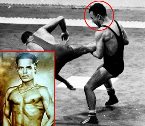जगातील सर्वोच्च ऑलिम्पिक क्रीडा कुंभमेळ्यात भारतासाठी पहिले वैयक्तिक ऑलिम्पिक पदक जिंकण्याचा पराक्रम कराडच्या मराठमोळ्या खाशाबा जाधव यांनी 1952 च्या हेलसिंकी स्पर्धेत केला होता. - Divya Marathi
