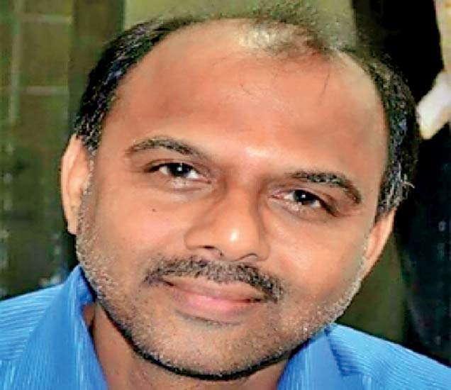 मृत बिल्डर देवेन शहा.... - Divya Marathi
