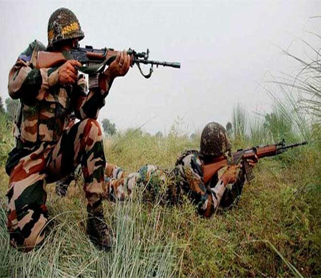 इंडियन आर्मी डेच्या दिवशी पाकने केेलेल्या आगळीकीला भारतीय जवानांचे चोख उत्तर. - Divya Marathi