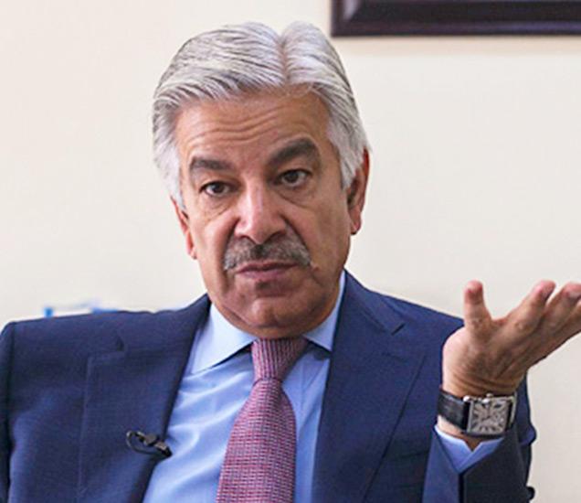 आसिफ म्हणाले, भारताने काश्मीरमध्ये मुस्लीमांची जमीन हडपली. इस्रायलनेही हेच काम मोठ्या प्रमाणावर केले. पाकिस्तान या दोन्हींचा सामना करण्यास सक्षम आहे. - Divya Marathi
