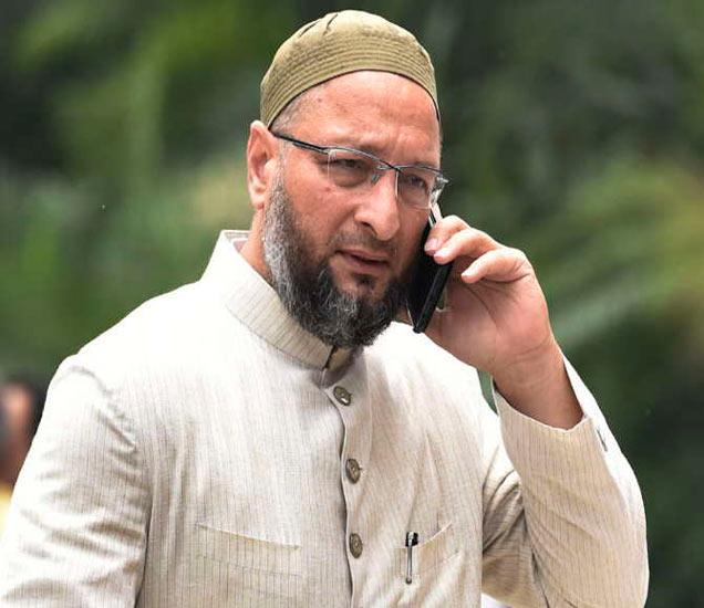 MIM प्रमुख ओवेसींनी मुस्लिमांना 'पद्मावत' न पाहाण्याचे आवाहन केले आहे. - Divya Marathi
