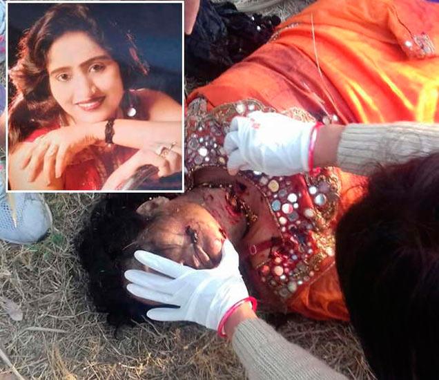 चार दिवस बेपत्ता राहिल्यानंतर गुरुवारी ममताचा मृतदेह सापडला. - Divya Marathi