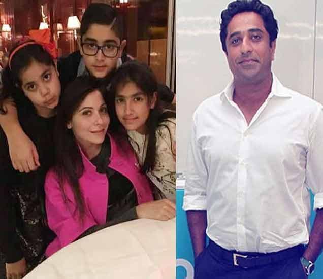 Married At 18 Divorced At 34 Kanika Kapoor Shares Pic Of ...