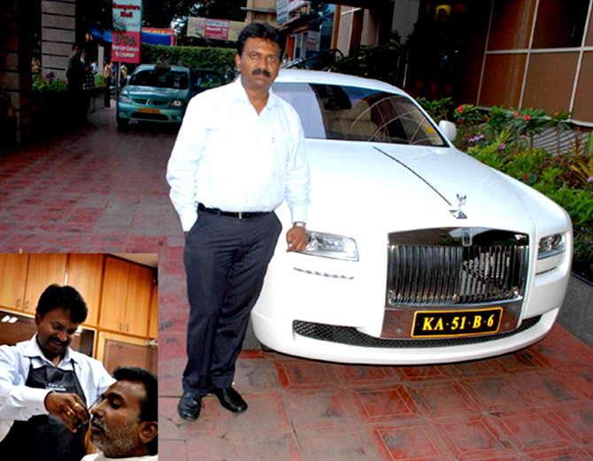कधीकाळी घरखर्च भागवण्यासाठी रमेश बाबूंनी केस कापण्यापासून ते पेपर वाटण्यापर्यंतची कामे केली. - Divya Marathi