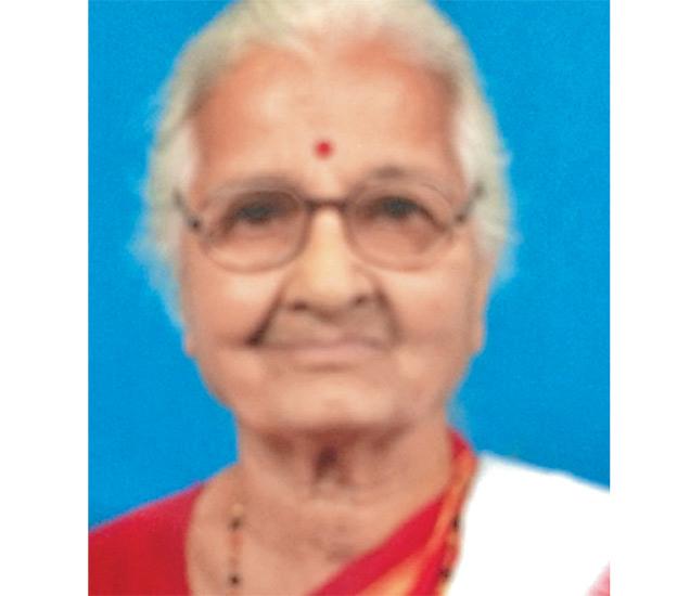शांताबाई काेटेचा - Divya Marathi