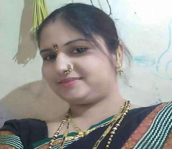 मृत महिला संध्या सोनवणे.... - Divya Marathi