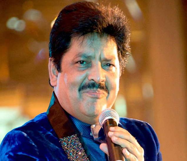 गायक उदित नारायण - Divya Marathi
