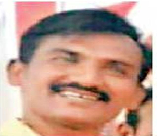 मृतक मनोहर जाधव - Divya Marathi