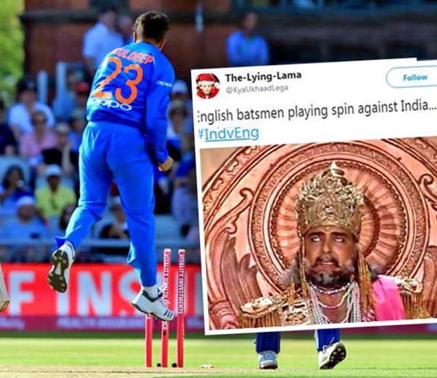 भारताकडून लोकेश राहुल आणि कर्णधार विराट कोहली नाबाद राहिले. - Divya Marathi