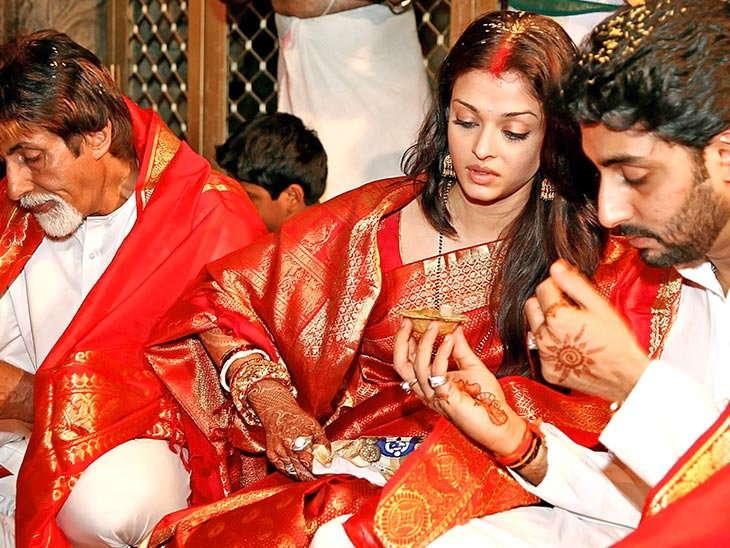 का अभिषेक बच्चनने 3 वर्षे मोठ्या ऐश्वर्यासोबत केले लग्न, सांगितले कारण,-'तिचे सौंदर्य पाहून नव्हते केले लग्न...'|देश,National - Divya Marathi