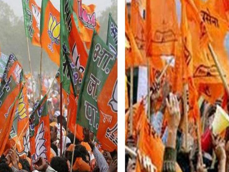 भाजप-शिवसेना कार्यकर्त्यांमध्ये 48 तासांत दुसऱ्यांदा हाणामारी; वाद पुन्हा चिघळला |औरंगाबाद,Aurangabad - Divya Marathi