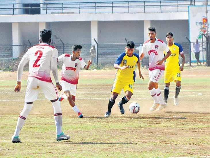 मध्य प्रदेशची विजयी सलामी; यजमान महाराष्ट्र अाज मैदानावर| - Divya Marathi