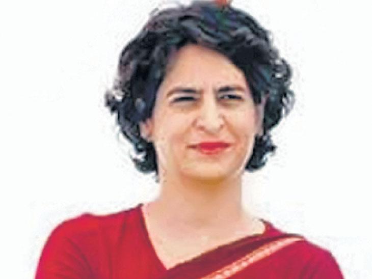 कार्यकर्ते-नेत्यांशी संवाद; पक्षीय जबाबदारीवर माझे पूर्ण लक्ष : प्रियंका गांधी|देश,National - Divya Marathi