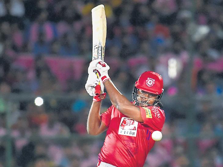 विंडीज एक्स्प्रेस ख्रिस गेलच्या सर्वात वेगवान 4 हजार धावा; ठरला जगातील पहिला फलंदाज|स्पोर्ट्स,Sports - Divya Marathi